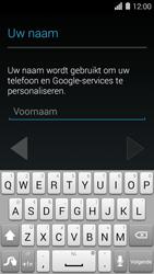 Huawei Ascend Y550 - apps - account instellen - stap 4