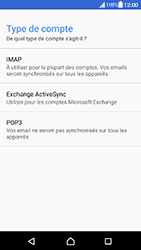 Sony Xperia XA (F3111) - Android Nougat - E-mail - Configuration manuelle - Étape 11