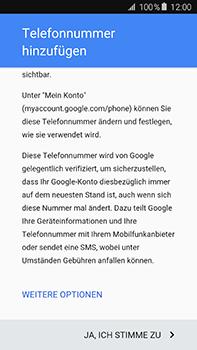Samsung Galaxy A8 - Apps - Einrichten des App Stores - Schritt 14