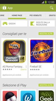 Samsung Galaxy Note III LTE - Applicazioni - Installazione delle applicazioni - Fase 6