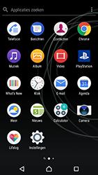 Sony Xperia XZ Premium - Bellen - in het buitenland - Stap 3