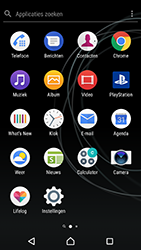 Sony Xperia XZ Premium - Voicemail - Handmatig instellen - Stap 3