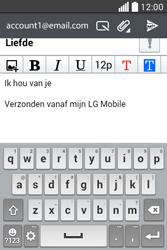 LG L40 (D160) - E-mail - E-mail versturen - Stap 10