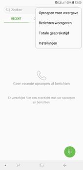 Samsung Galaxy J4 Plus - voicemail - handmatig instellen - stap 6