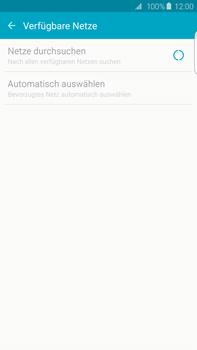 Samsung Galaxy S6 edge+ (G928F) - Netzwerk - Manuelle Netzwerkwahl - Schritt 6