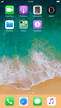 Apple iPhone 8 Plus - Contact, Appels, SMS/MMS - Ajouter un contact - Étape 3