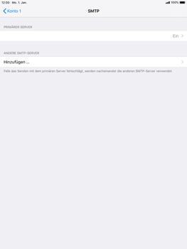 Apple iPad mini 3 - E-Mail - Konto einrichten - 20 / 27