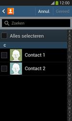 Samsung I8200N Galaxy S III Mini VE - Contacten en data - Contacten kopiëren van SIM naar toestel - Stap 7