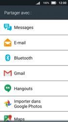 Doro 8031 - Photos, vidéos, musique - Envoyer une photo via Bluetooth - Étape 11