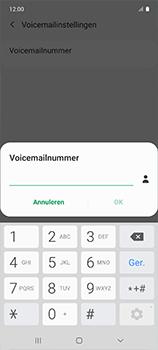 Samsung galaxy-a51-sm-a515f - Voicemail - Handmatig instellen - Stap 9