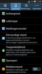 Samsung Galaxy S III Neo (GT-i9301i) - Voicemail - Handmatig instellen - Stap 5