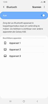 Samsung Galaxy A50 - bluetooth - aanzetten - stap 7
