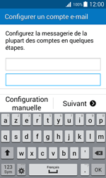 Samsung G388F Galaxy Xcover 3 - E-mail - configuration manuelle - Étape 6