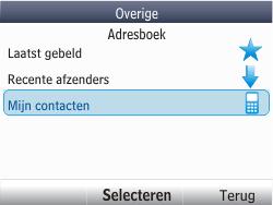 Nokia Asha 302 - E-mail - E-mails verzenden - Stap 7