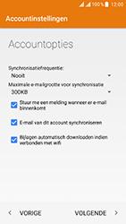 ZTE Blade V8 - E-mail - e-mail instellen (yahoo) - Stap 10