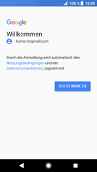 Sony Xperia XZ1 Compact - E-Mail - Konto einrichten (gmail) - 13 / 18