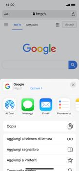 Apple iPhone 11 Pro - Internet e roaming dati - Uso di Internet - Fase 17