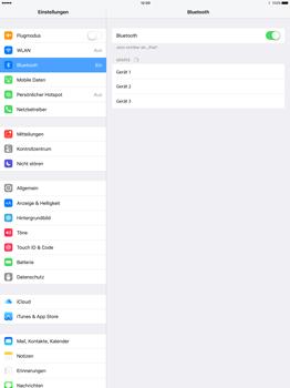 Apple iPad Pro 12.9 inch - Bluetooth - Geräte koppeln - Schritt 7