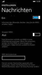 Nokia Lumia 930 - SMS - Manuelle Konfiguration - Schritt 8