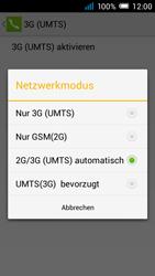 Alcatel OT-7041X Pop C7 - Netzwerk - Netzwerkeinstellungen ändern - Schritt 8