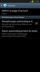 Samsung Galaxy S III - Internet et roaming de données - Configuration manuelle - Étape 20
