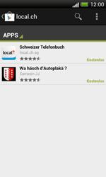 HTC One SV - Apps - Installieren von Apps - Schritt 6