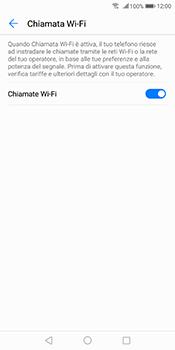 Huawei Mate 10 Pro - WiFi - Attivare WiFi Calling - Fase 9