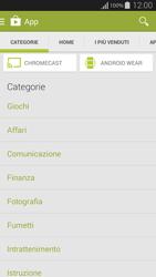 Samsung G850F Galaxy Alpha - Applicazioni - Installazione delle applicazioni - Fase 6