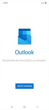 Samsung Galaxy A51 - E-Mail - 032c. Email wizard - Outlook - Schritt 5