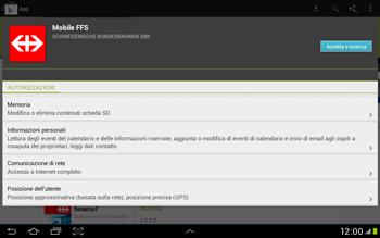 Samsung Galaxy Tab 2 10.1 - Applicazioni - Installazione delle applicazioni - Fase 22