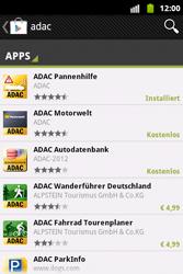 Samsung Galaxy Xcover - Apps - Herunterladen - 0 / 0