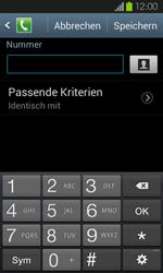 Samsung Galaxy S2 mit Android 4.1 - Anrufe - Anrufe blockieren - 9 / 14