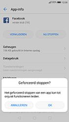 Huawei P10 - apps - apps afsluiten - stap 7