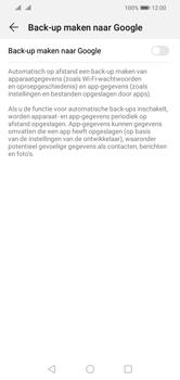 Huawei Y5 (2019) - Data - maak een back-up met je account - Stap 6