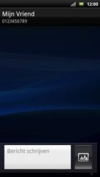 Sony Xperia Neo - MMS - Afbeeldingen verzenden - Stap 7