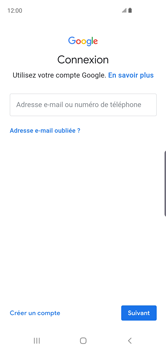Samsung Galaxy S10 - E-mail - 032a. Email wizard - Gmail - Étape 9