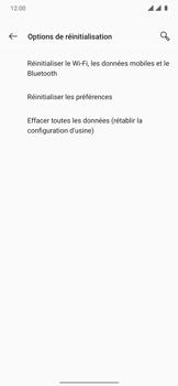 OnePlus 7T Pro - Aller plus loin - Restaurer les paramètres d'usines - Étape 6