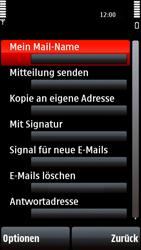 Nokia 5800 Xpress Music - E-Mail - Konto einrichten - Schritt 28