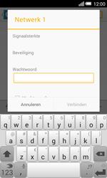 Alcatel POP S3 - wifi - handmatig instellen - stap 7
