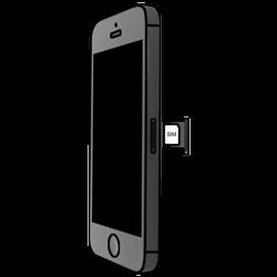 Apple iPhone 5S mit iOS 8 - SIM-Karte - Einlegen - Schritt 5