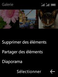 Nokia 3310 - Photos, vidéos, musique - Envoyer une photo via Bluetooth - Étape 5