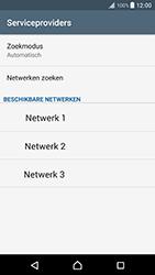 Sony xperia-xz-premium-g8141 - Netwerk selecteren - Handmatig een netwerk selecteren - Stap 9
