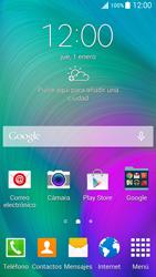 Samsung A500FU Galaxy A5 - E-mail - Configurar Yahoo! - Paso 1
