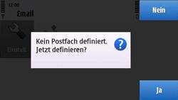 Nokia C6-00 - E-Mail - Konto einrichten - 2 / 2