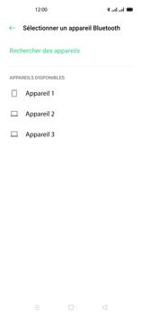 Oppo Reno 4 - Photos, vidéos, musique - Envoyer une photo via Bluetooth - Étape 14