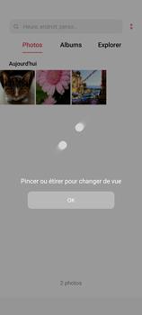 Oppo Reno 4 - Photos, vidéos, musique - Envoyer une photo via Bluetooth - Étape 6