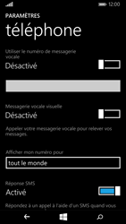 Nokia Lumia 735 - Messagerie vocale - configuration manuelle - Étape 9