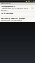 HTC S720e One X - SMS - Handmatig instellen - Stap 5