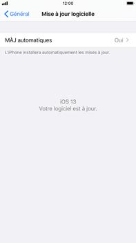 Apple iPhone 7 Plus - iOS 13 - Logiciels - Installation de mises à jour - Étape 6