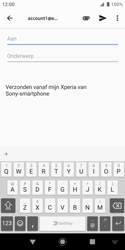 Sony xperia-xz2-compact-h8314-android-pie - E-mail - Bericht met attachment versturen - Stap 6